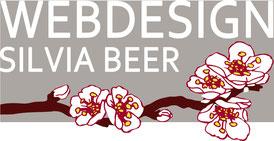 Webdesign Silvia Beer