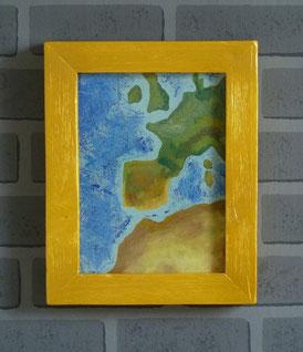 Europa-Welt-Erde-Gemälde-Bild-Kunstwerk-Skulptur von künstlerstein.de Mathias Rüffert