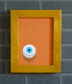 Auge-Gemälde-Bild-Kunstwerk-Skulptur von künstlerstein.de Mathias Rüffert
