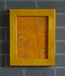 Maya-Gemälde-Bild-Kunstwerk-Skulptur von künstlerstein.de Mathias Rüffert