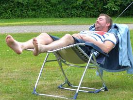 Oertzewinkel Camping - gute Stimmung und entspannte Atmosphäre