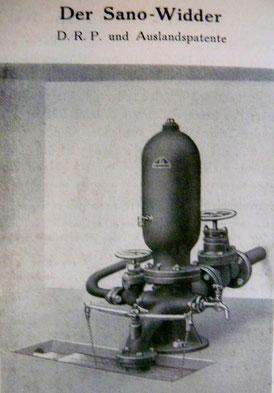 Preisliste (1928) der Firma Pfister & Langhanss, Nürnberg