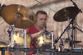 Martin Wudel auf dem Stadfest Aschaffenburg