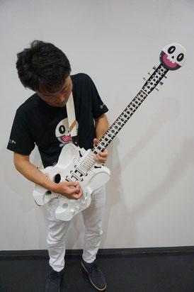 骨盤ギター