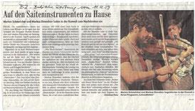 Badische Zeitung, 11.12.2019 von Christiane Franz