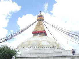 ボダナートの仏塔