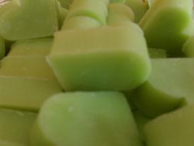 cuore verde al profumo di the verde