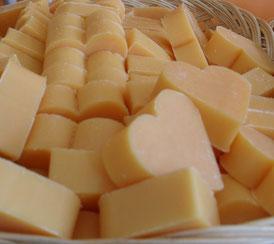 cuore arancio al profumo di arancio & zenzero