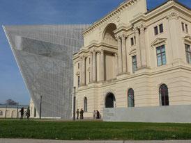 |  Militärhistorisches Museum der Bundeswehr in Dresden |  Fotos: Dietmar Otto |