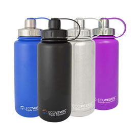 Eco Vessel Boulder Bottle