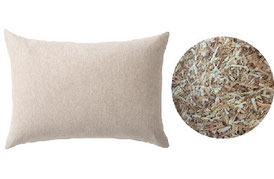 森の枕のおやすみ枕は森の香りが満載の枕、プレゼントやお祝いに役立ちます