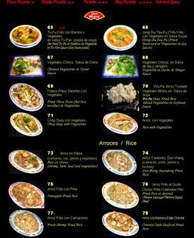 Food Fixed Menu Ceip Punta De N 39 Amer English Web