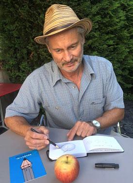 Ludek Martschini, Grafiker und Illustrator Luzern