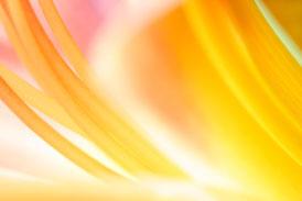 "Farbmanufaktur broinger. Energiebild-Motiv ""Gebogenes Licht""."