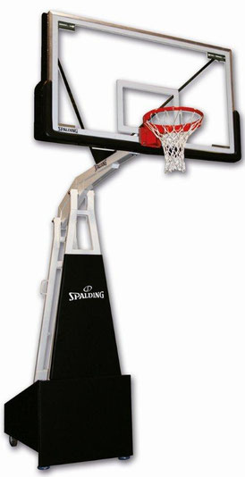 Professional Spalding 2500 Basketball goal FIBA Level 3