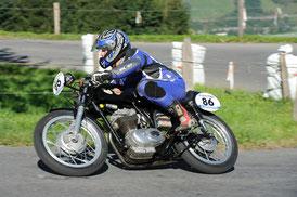 Camillo Sigrist auf Ducati 200