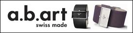 a.b.art Logo