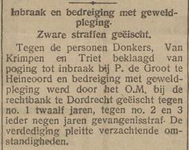 De Volkskrant 11-06-1923