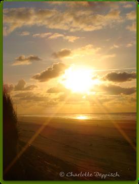 Charlotte Deppisch: Foto Sonnenuntergang 2