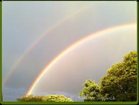 Charlotte Deppisch: Foto Regenbogen 1