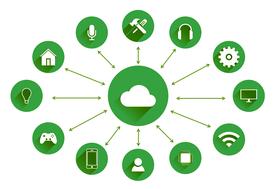 Beispiele für Cloud Anwendungen im IoT