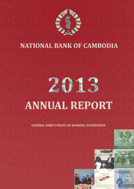 "National Bank of Cambodia ""Supervision report"""