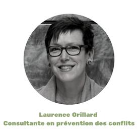 Laurence Orillard spécialiste en conseils financiers pour le CQRTD