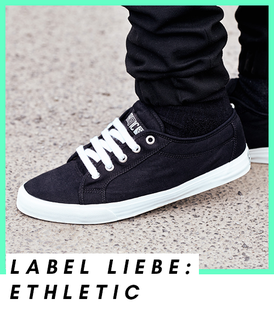 Fair Skater des Sneaker-Labels Ethletic