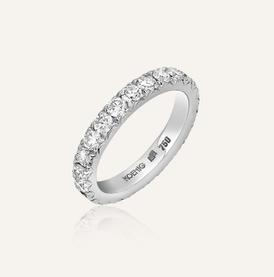 "Wedding Band ""1985"" by Koenig® Jewellery - 100% swiss handmade"