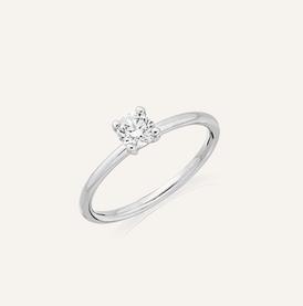 """Engagement Ring """" Filigrane"""" by Koenig® Jewellery - 100% swiss handmade"""