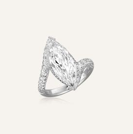 """Engagement Ring """"1985"""" by Koenig® Jewellery - 100% swiss handmade"""