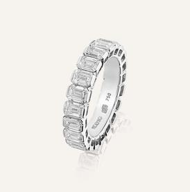 "Eternity Band ""Éternel"" by Koenig® Jewellery - 100% swiss handmade"