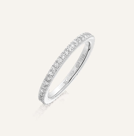 "Wedding Band ""Filigrane"" by Koenig® Jewellery - 100% swiss handmade"