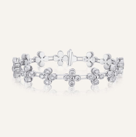 "Bridal Jewelry ""Adore"" Bracelet by Koenig® Jewellery - 100% swiss handmade"