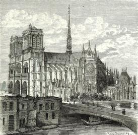 Was der Schloss- und Festungsbau mit der Errichtung von Kathedralen gemeinsam haben
