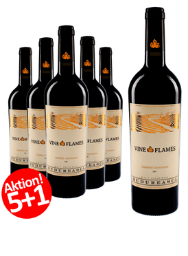 6-er Weinpaket | The Vine in Flames Cabernet Sauvignon 2014
