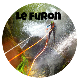 canyoning furon vercors grenoble isère