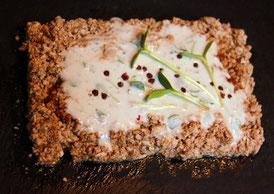 Fromage végétal amandes- cajou