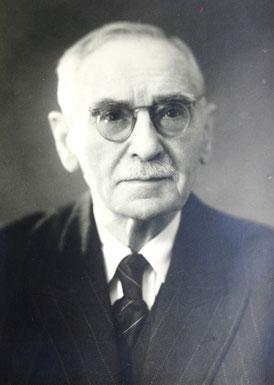 Karl Heller - Aufnahme nach 1945 - Archiv W.Malek