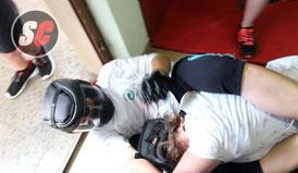 Street Combatives Ju-Jutsu Dresden Summit Empty Hands Knife Defense
