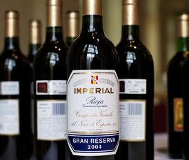 世界No.1ワイン、インペリアル・グラン・レセルヴァ (www.diariodegastronomia.com)
