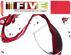 FIVE フィヴェ国際見本市5月に開催 (www.winesfromspain.com)
