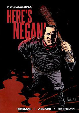 The Walking Dead #10 Here's Negan Castellano