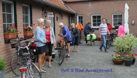 Halfpension Arrangement Heek-Münsterland