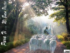 """От Иоанна 10: 11 """"Я есмь пастырь добрый: пастырь добрый полагает жизнь свою за овец"""".."""