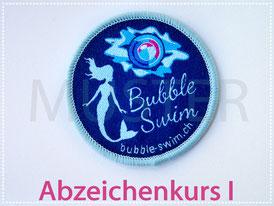 Bubble Swim Abzeichenkurs 1 für Beginner
