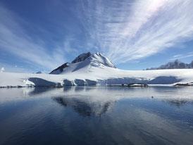 Antarktis, Gletscher, Eisberg