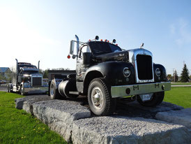 Truck-Verleihstation in Orillia