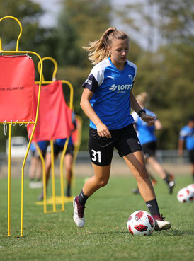 1. FFC Frankfurt Training