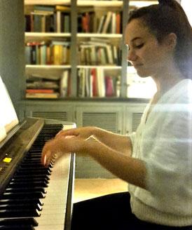 BRUNA KAJFEŠ - insegnante di percussioni e pianoforte